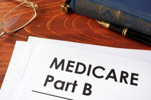 Appealing a 2021 IRMAA Medicare Part B Premium Surcharge Notice